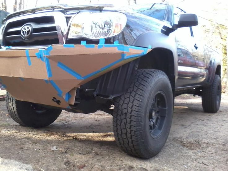 bffb36f6426cd0dc37e76587edaa59b9 tacoma world toyota tacoma 232 best truck bumper images on pinterest jeep mods, truck 2002 Tacoma Off-Road Bumper at nearapp.co