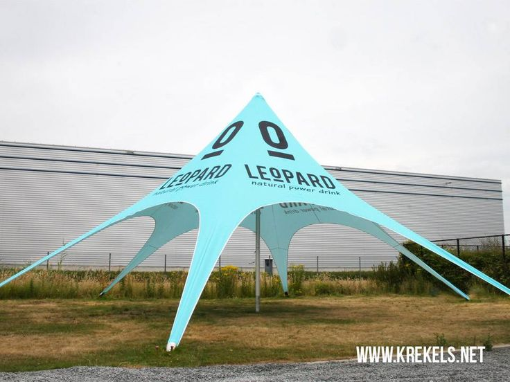 Met deze Startent 40 (13 meter)full color val je zeker op bij je volgende evenement. Deze unieke Canopy tent zorgt ervoor dat je merk opvalt!
