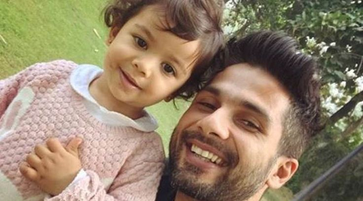 Shahid Kapoor best time with his little angel Misha makes Ishaan Khatter and Alia Bhatt go 'aww' - The Indian Express #757Live