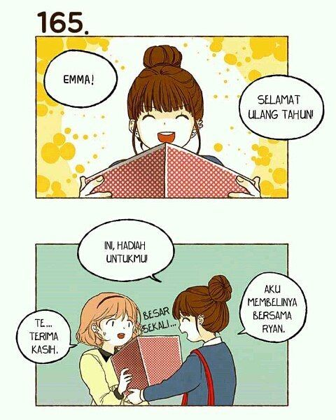 Selamat ulang tahun Emma ���������� . . . #webtoon #linewebtoon #webtoonindonesia #supersecret #Emma #ryan #Jasmine #victor #selamatulangtahunEmma http://misstagram.com/ipost/1564948546350774968/?code=BW30GlVAHq4