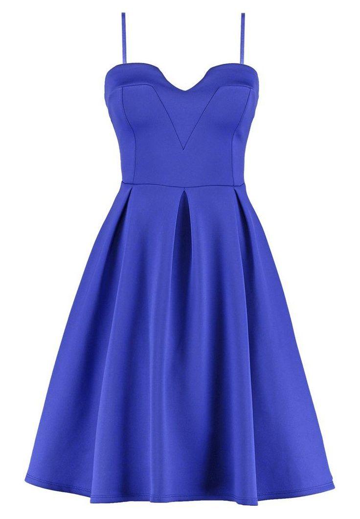 Dorothy Perkins Sukienka z dżerseju cobalt image