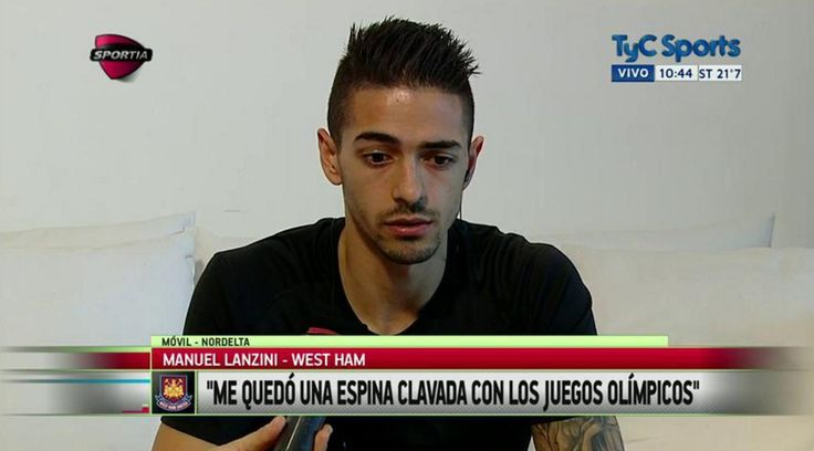 SPANISH INTERVIEW WITH MANUEL LANZINI TRANSLATED WITH GOOGLE TRANSLATE SENDS MEDIA INTO OVERDRIVE