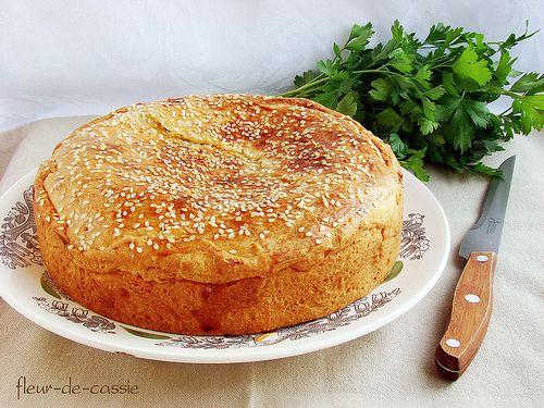Балканский сырный пирог