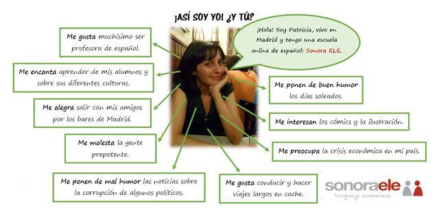 ONLINE SPANISH - SONORA ELE: ASÍ ES PATRICIA