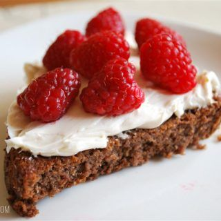 Low Syn Chocolate Scan Bran Cake
