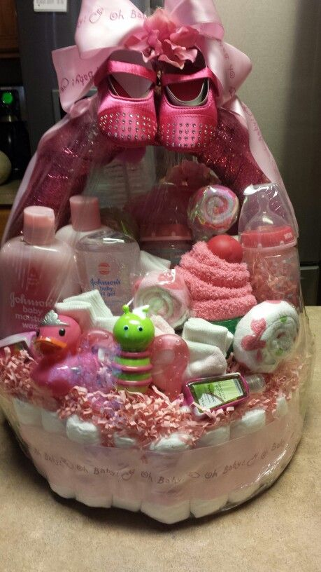 Baby Gift Basket Business : Best ideas about diaper basket on baby