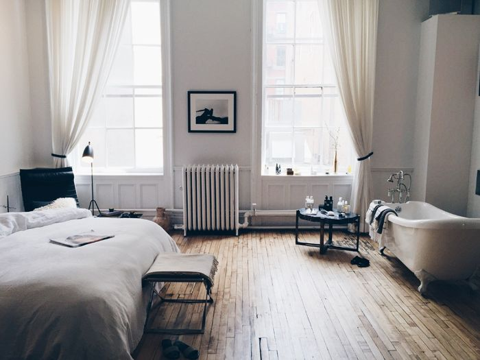 """""""On my New York trip was the store The Apartment by The Line is a must-stop! And it is the finest business (or type apartment) I've ever been in."""""""