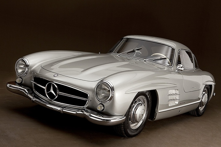 Mercedes gull wing beautifully designed things pinterest for Mercedes benz with wing doors