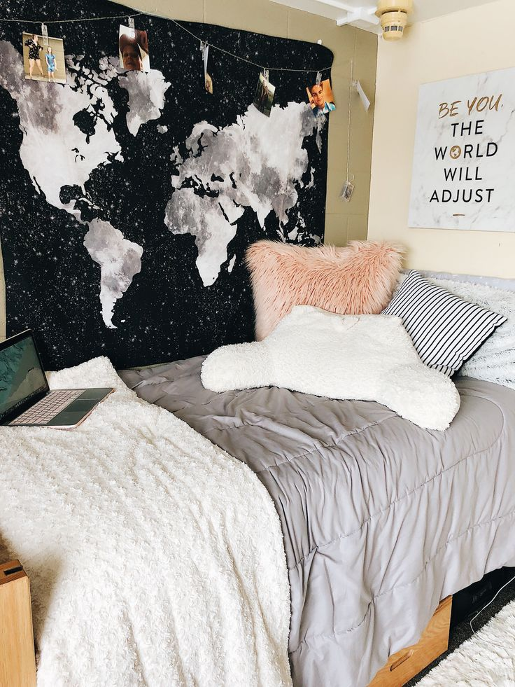 How to Redecorate Your College Dorm Room