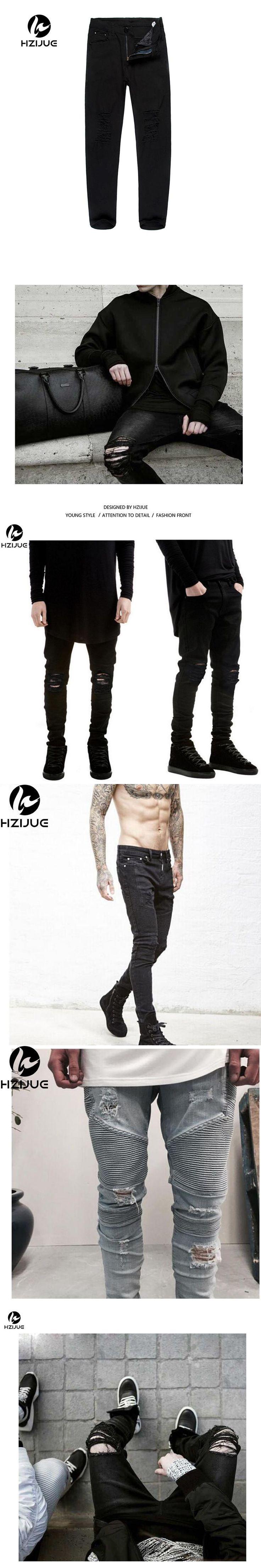 schwarze Beute in Jeans Bilder