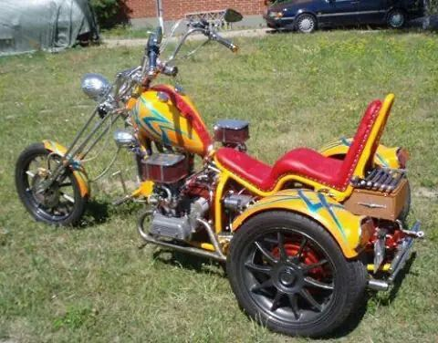 151 best images about chopper trikes and sidecars on pinterest cars tricycle and wheels. Black Bedroom Furniture Sets. Home Design Ideas