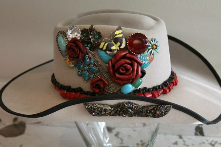 The Rowdy Rose  cowboy hat, cowgirl hat, costume cowboy hat,rodeo, horses, horse, barrel racing, roping, western, cowboy, cowgirl, therowdyrose.com