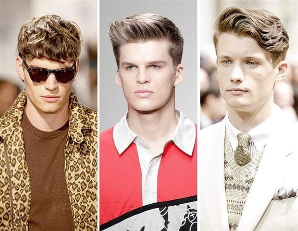 Gaya Rambut Baru Terbaik untuk Pria