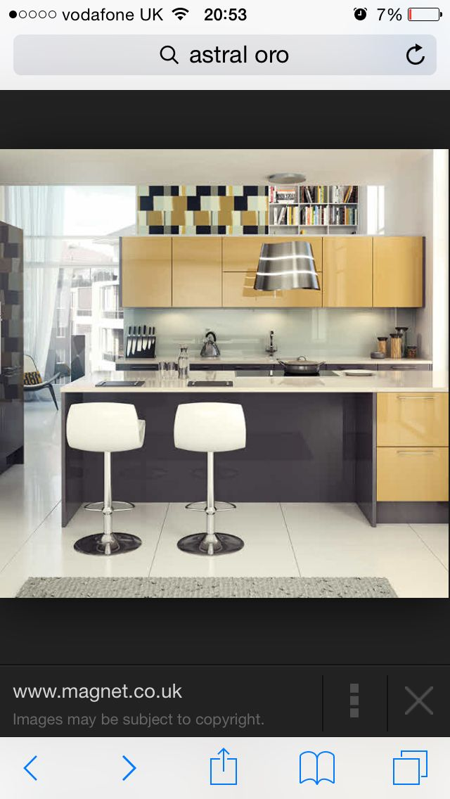 28 Best Purely Magnet Fitted Kitchens Images On Pinterest Fitted Kitchens Kitchen Ideas And