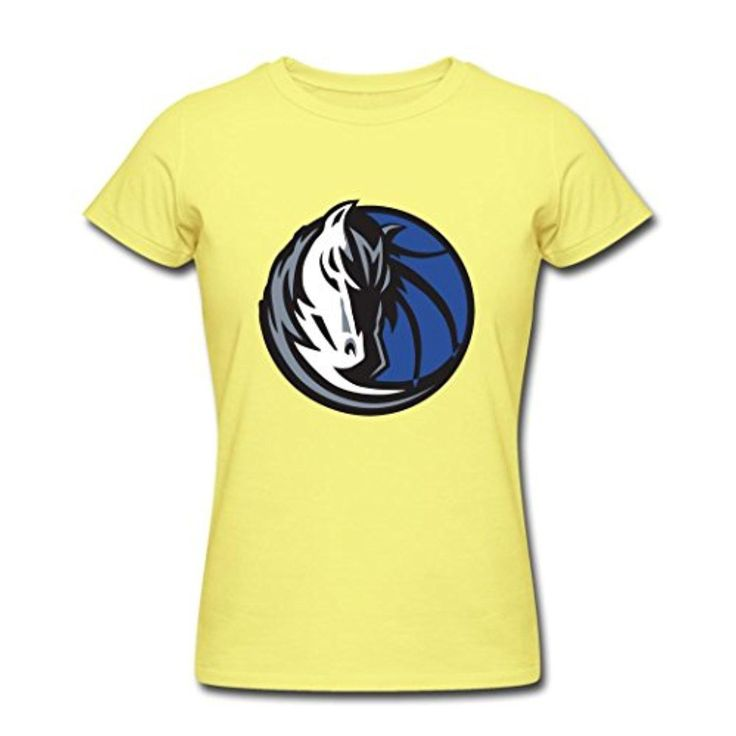 Lady's NBA Dallas Mavericks 2016 Logo Summer Tees L - Brought to you by Avarsha.com