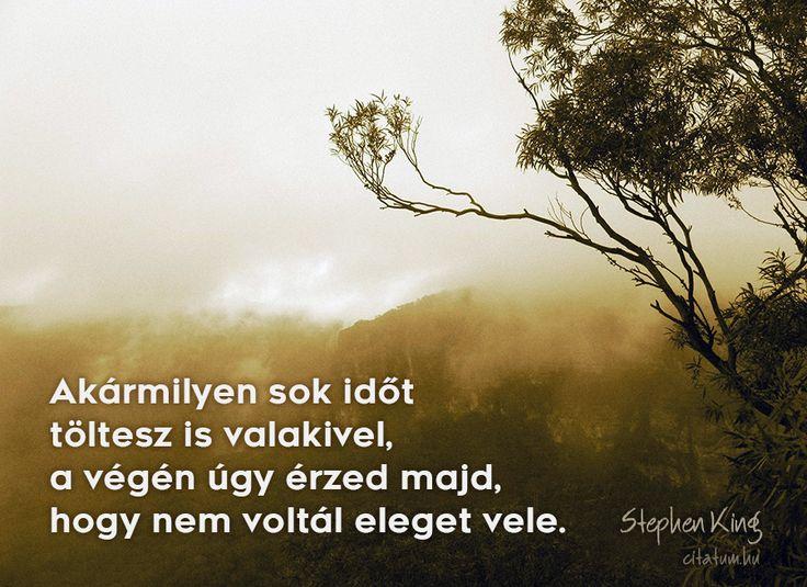 Stephen King #idézet