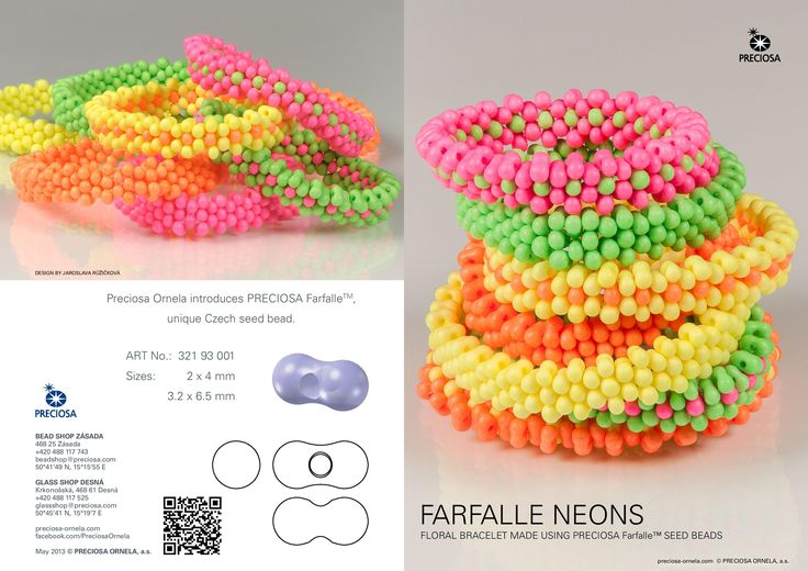 Egyszerű karkötő   Farfalle™ / pillangó gyöngy:  http://www.gyongyvasar.hu/farfalle-pillango-gyongy