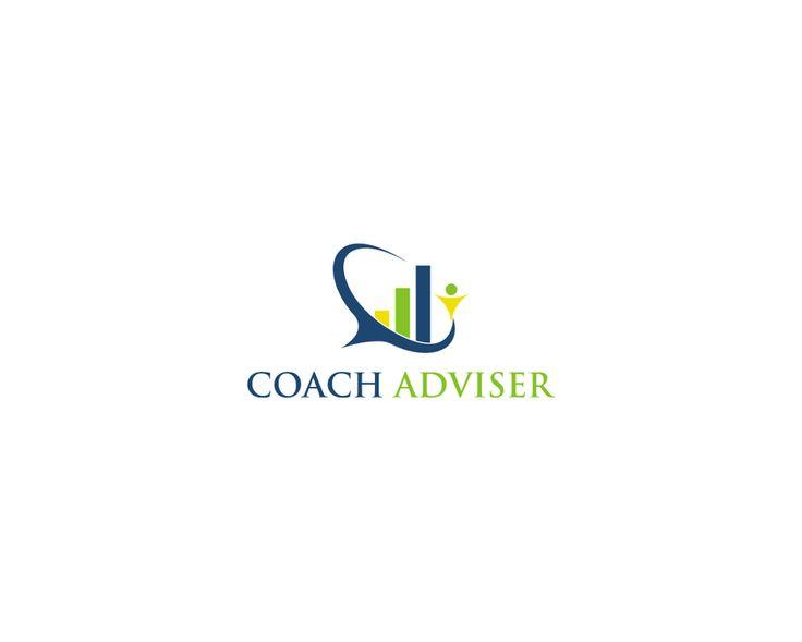Create a logo to help define Coach Adviser - the premiere Sports Management Website Service by @Farras