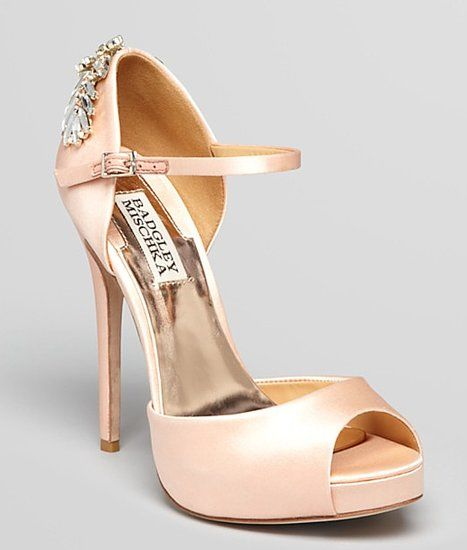 Pretty!!  Wedding shoes @Shelley Parker Herke Parker Herke Allen @Ashley Walters Walters Geddings @Annette Howard Howard Allen @Victoria Brown Brown Strickland