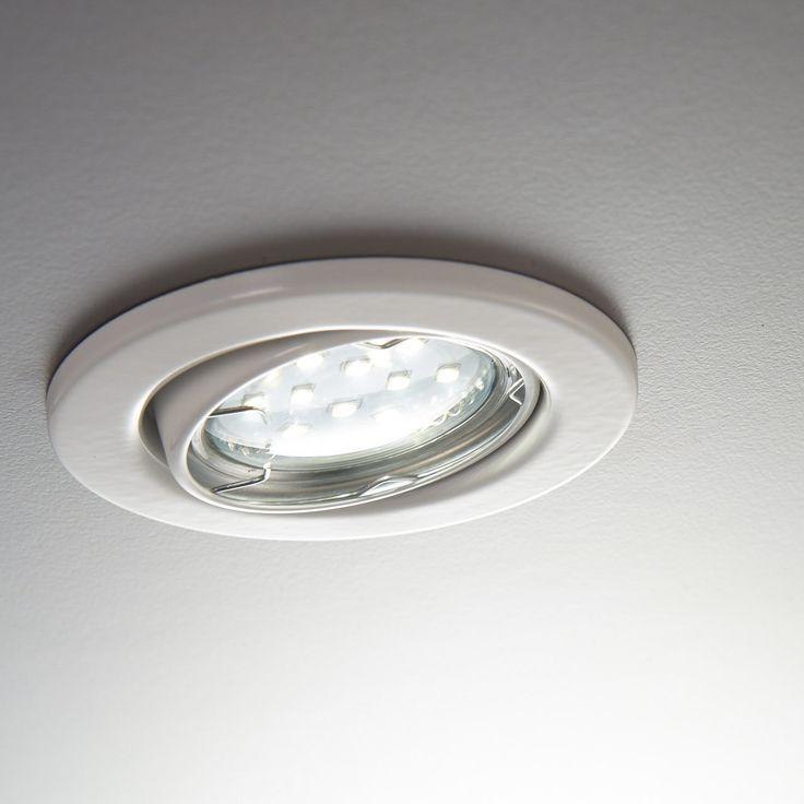 best 25 led einbaustrahler set ideas on pinterest led beleuchtung wohnzimmer led licht and. Black Bedroom Furniture Sets. Home Design Ideas
