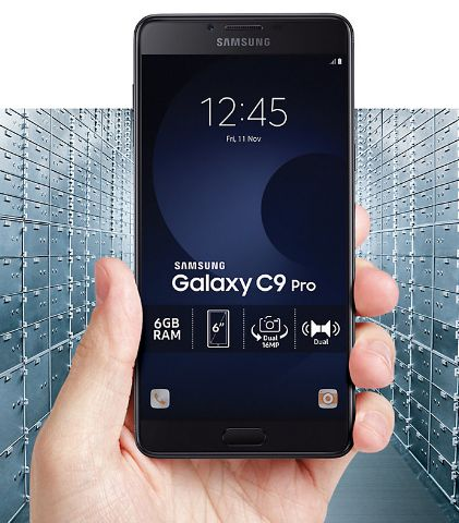 Harga Samsung Galaxy C9 Pro Terbaru 2017