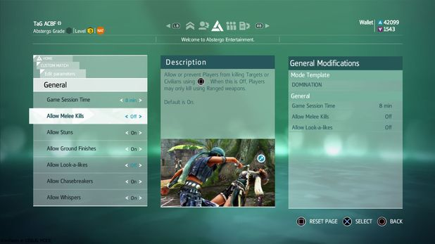 Assassin's creed multiplayer UI