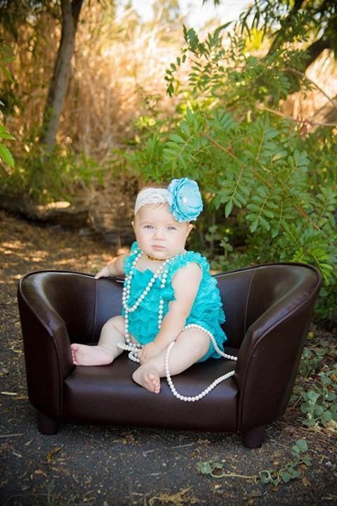 NEW jade peacock romper set - headband and romper set- y month outfit- baby outfit- toddler outfit-  birthday outfit