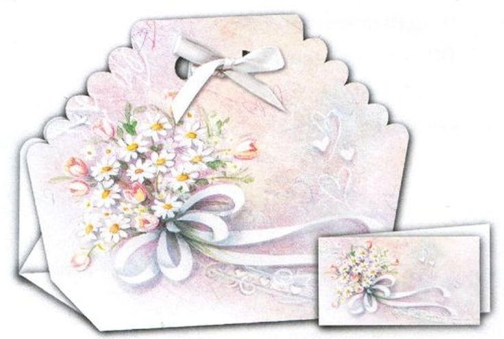 Wedding Bomboneiras - SPANISH - 12ea. Bomboneiras - Ribbons - Thank You Cards