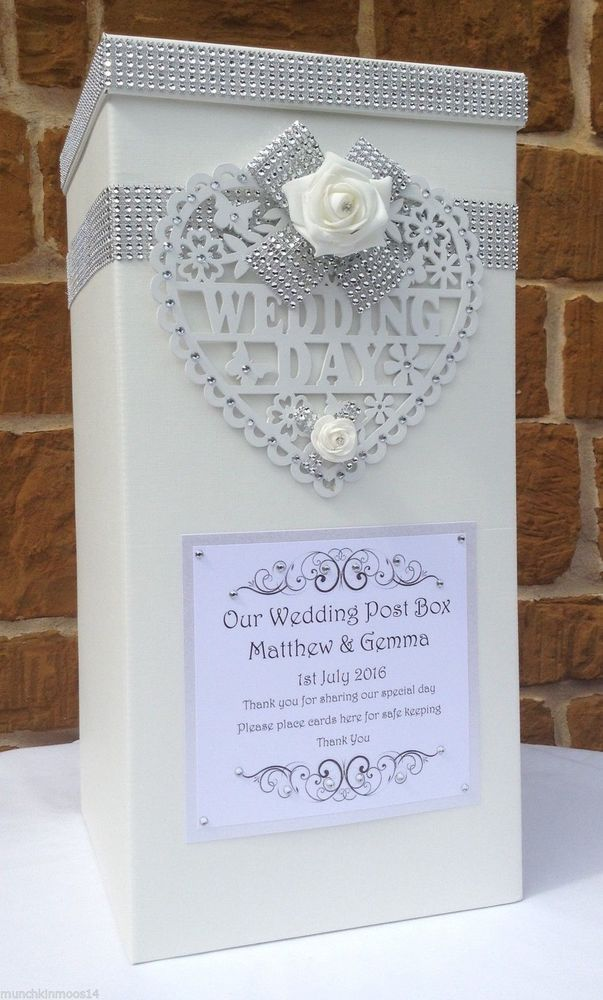 Wedding Card Post Box, Wishing Well, Wedding Gifts, Wedding Centrepieces