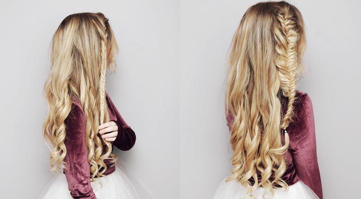 awesome Прически с косами (55 фото) - Плетения на средние и длинные волосы
