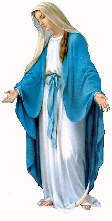Olhai com veste a Mãe do senhor<3 Ave, ave , ave Maria