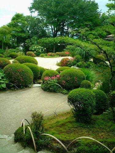#Japan #garden shiseido