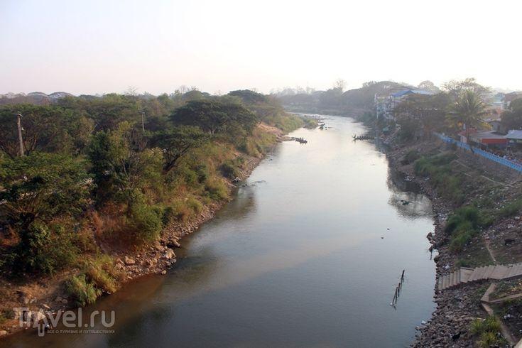 Мьянма: город Мьявади