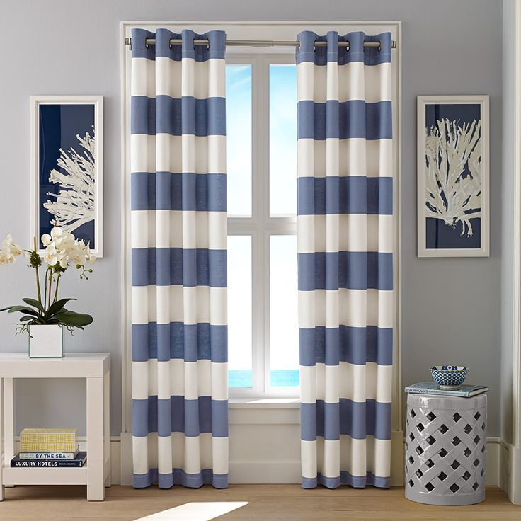25 Best Ideas About Nautical Curtains On Pinterest