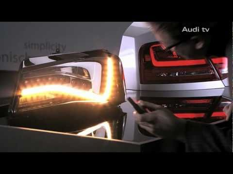 The art of perfection - The new Audi A8 and its creators - YouTube