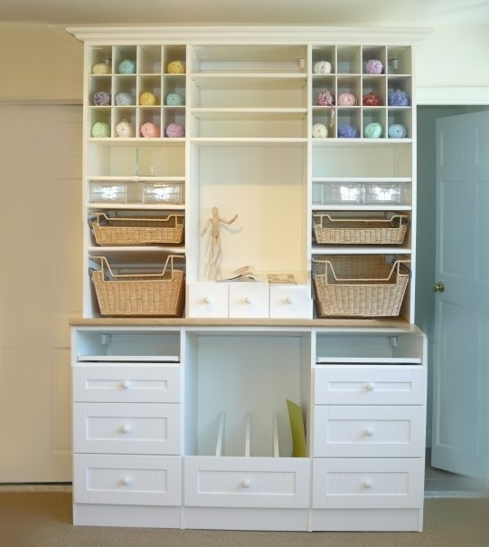 1000 images about craft room ideas on pinterest craft for California closets craft room