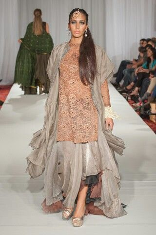 Pakistani fashion 2014