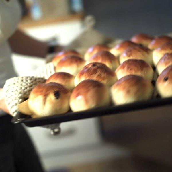 Fru Timian | En matblogg med deilig mat for hele familien | Verdens beste boller!