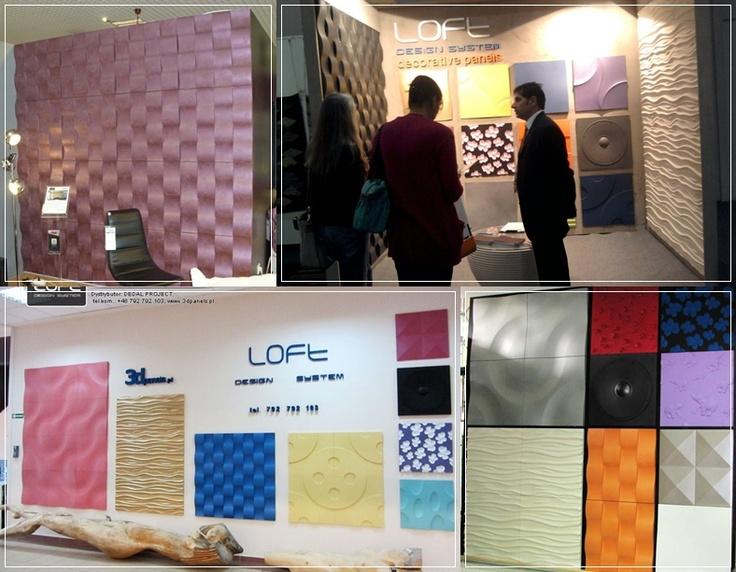 Loft Design System  www.falpanelek.hu Decorative Panels 3D http://loftsystem.pl/ <3 Love it!
