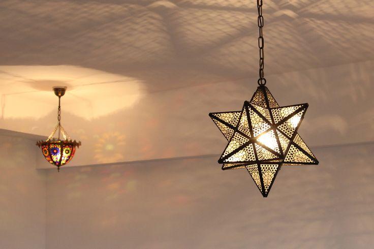 LIGHT/照明/天井/モロッコ/シェードランプ/フィールドガレージ/FieldGarage INC./リノベーション