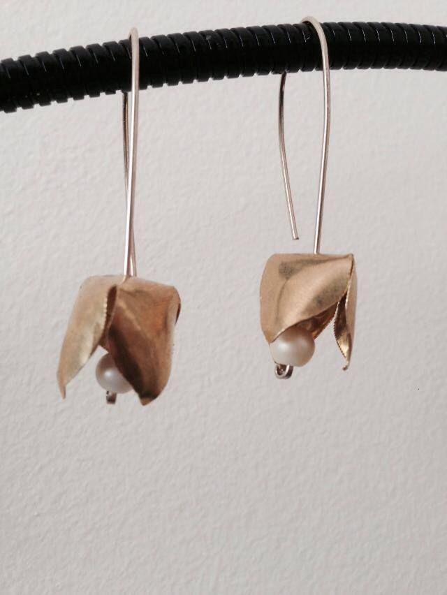 Flower Earrings II