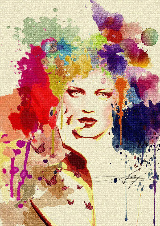 splash of color No.1 http://bit.ly/1s3Quf9