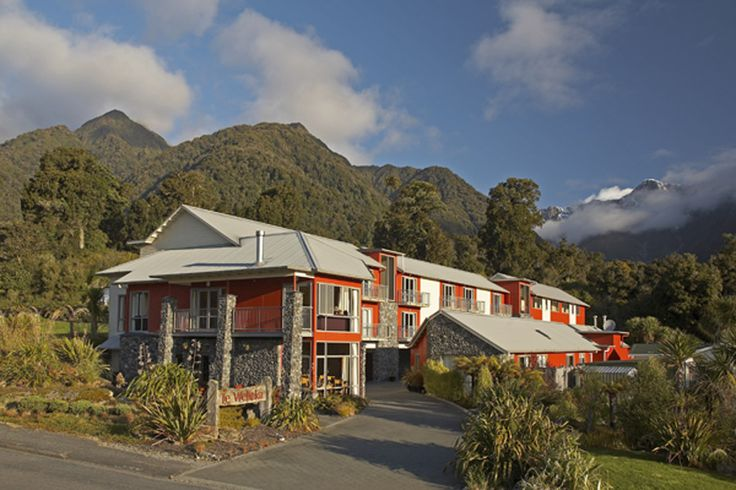 Distinction Fox Glacier - Boutique Hotel