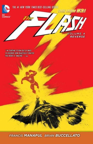 The Flash, Volume 4: Reverse (The New 52)