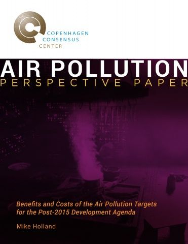 Mike Holland, independent consultant, assesses the outdoor pollution component of the assessment paper, and provides numerous additional considerations that should inform policy makers such as the gaps in our scientific understanding and the difficulty of knowing which specific pollutants to prioritize in particle reductions.