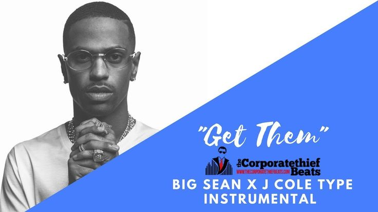 "Trap Type Beat 2017 Free ""Get Them"" Big Sean X J Cole Type Instrumental"