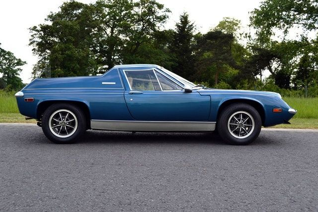 1971 Lotus Europa - Twin Cam Special | Classic Driver Market