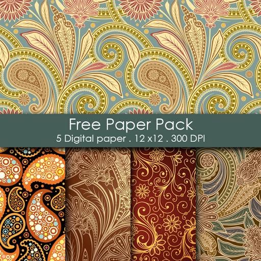Free Printable Paper Pack