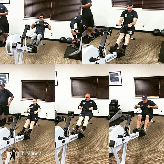 TRAIN HARD DO WORK   #Repost @brollins7 No assault bike so we made do FS testing block day 9 #555fitness #savagebarbell #fieldstrong #doworkgetbetter #trainharddowork #fittolive __________________________________________  Want to be featured? Show us how you train hard and do work   Use #555fitness in your post and tag your friends for fun! ____________________________________________ 555 Fitness is a Firefighter driven and operated non-profit organization. Our goal is to reduce the leading…