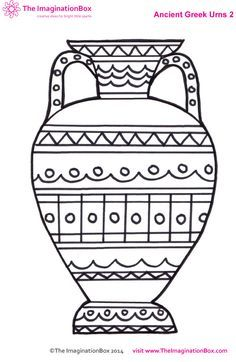 Image result for greek patterns on vases